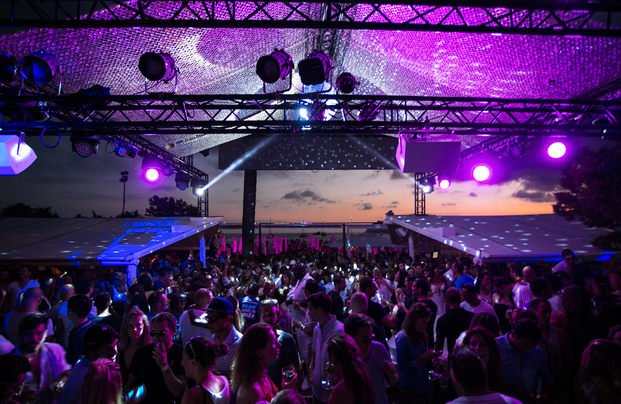 pure ibiza beach club