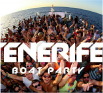 TENERIFE BOAT PARTY