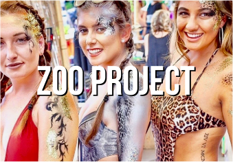 ZOO PROJECT CLUB TOUR